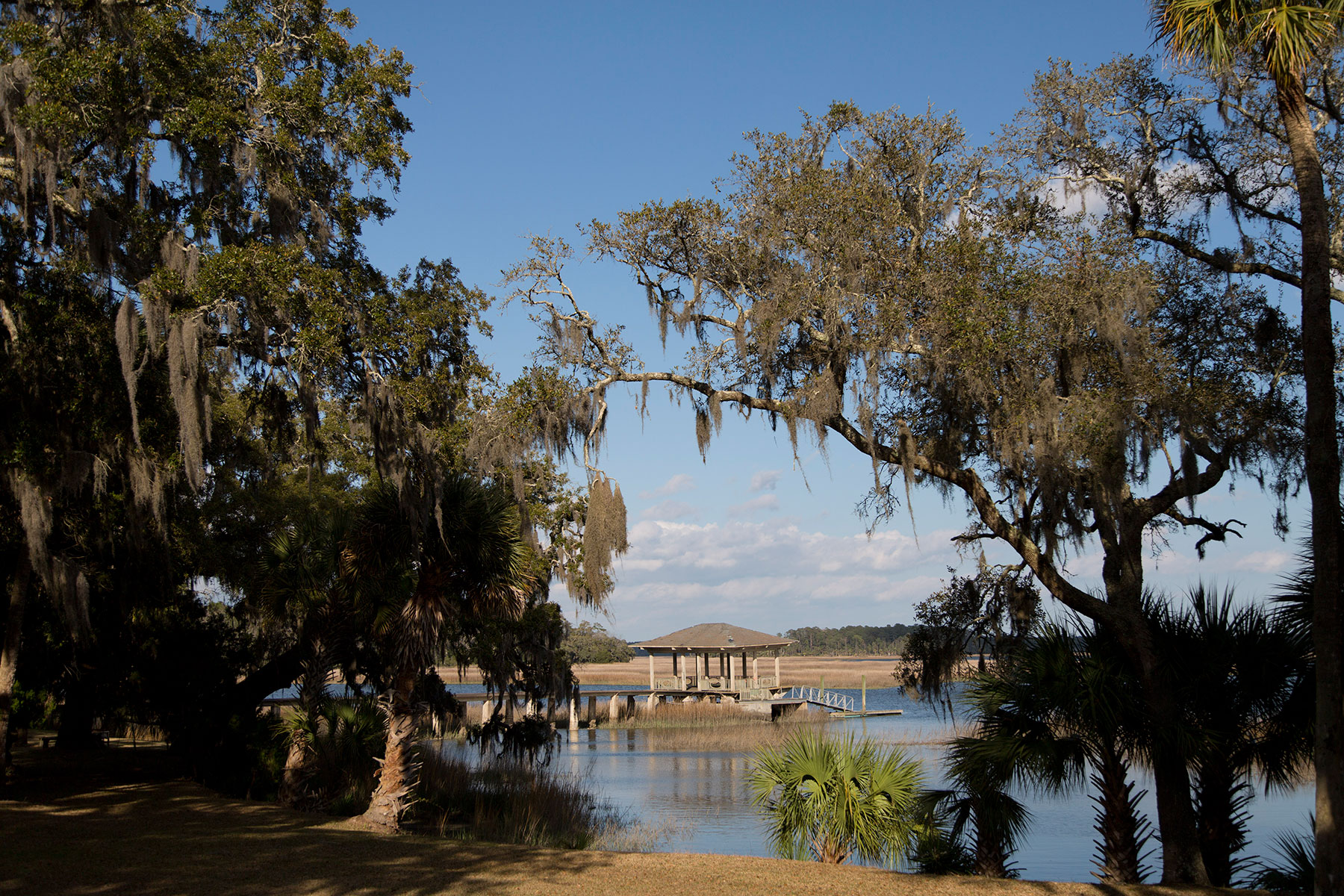 Wormsloe-Landscape-with-Water